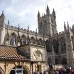 Katedrála v Bath