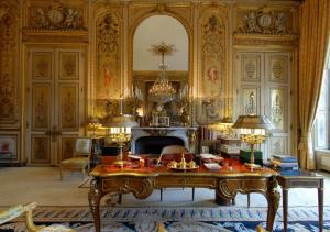 Elysejský palác, sídlo francouzského prezidenta
